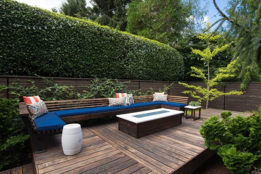 Wooden Garden Decking Company Hayes UB3