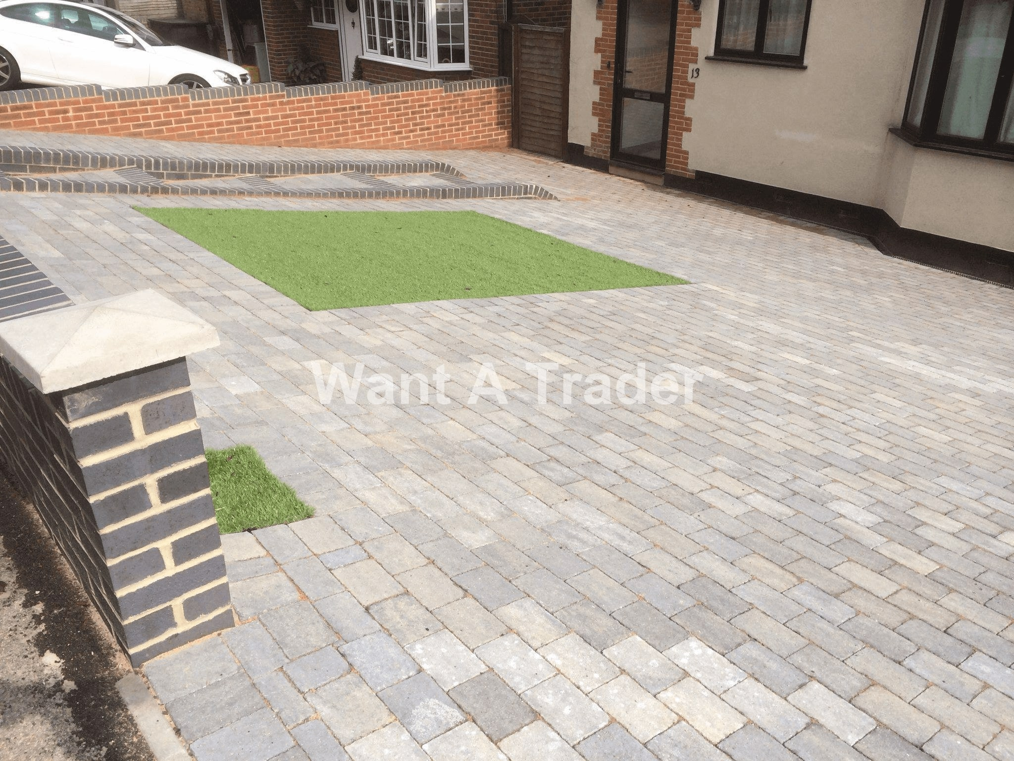 Driveway Design and Installation Company Hayes UB3
