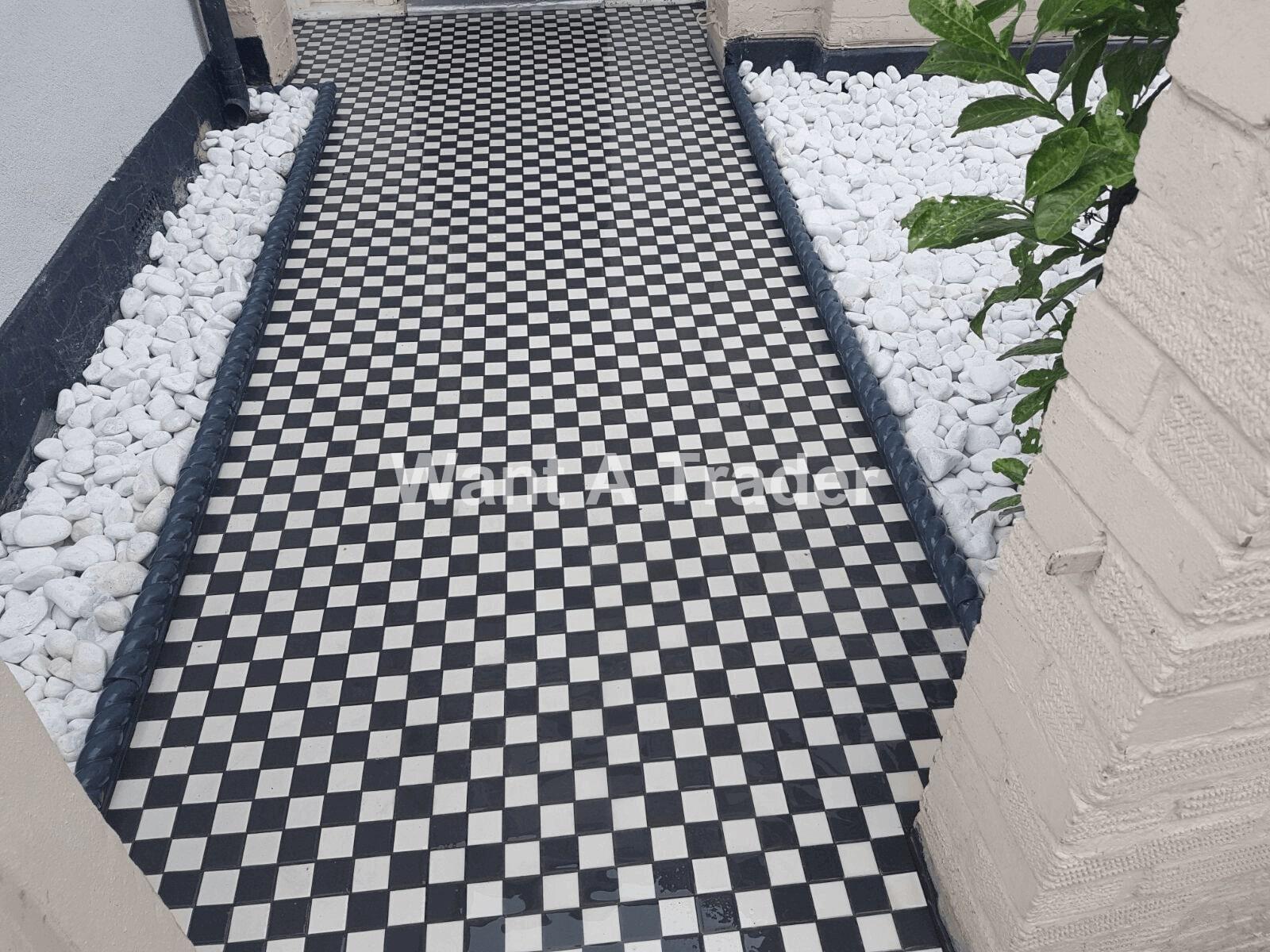Garden Tiling Company Hayes UB3