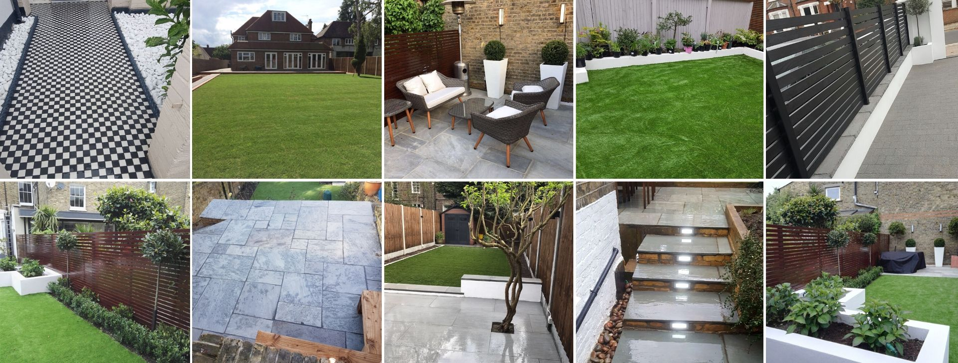 Linking you with the leading landscaping companies in Hayes UB3