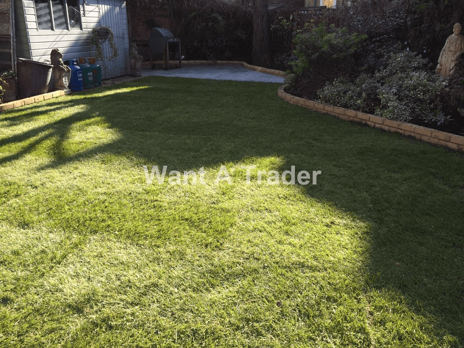 Garden Lawns And Turfing Hayes UB3