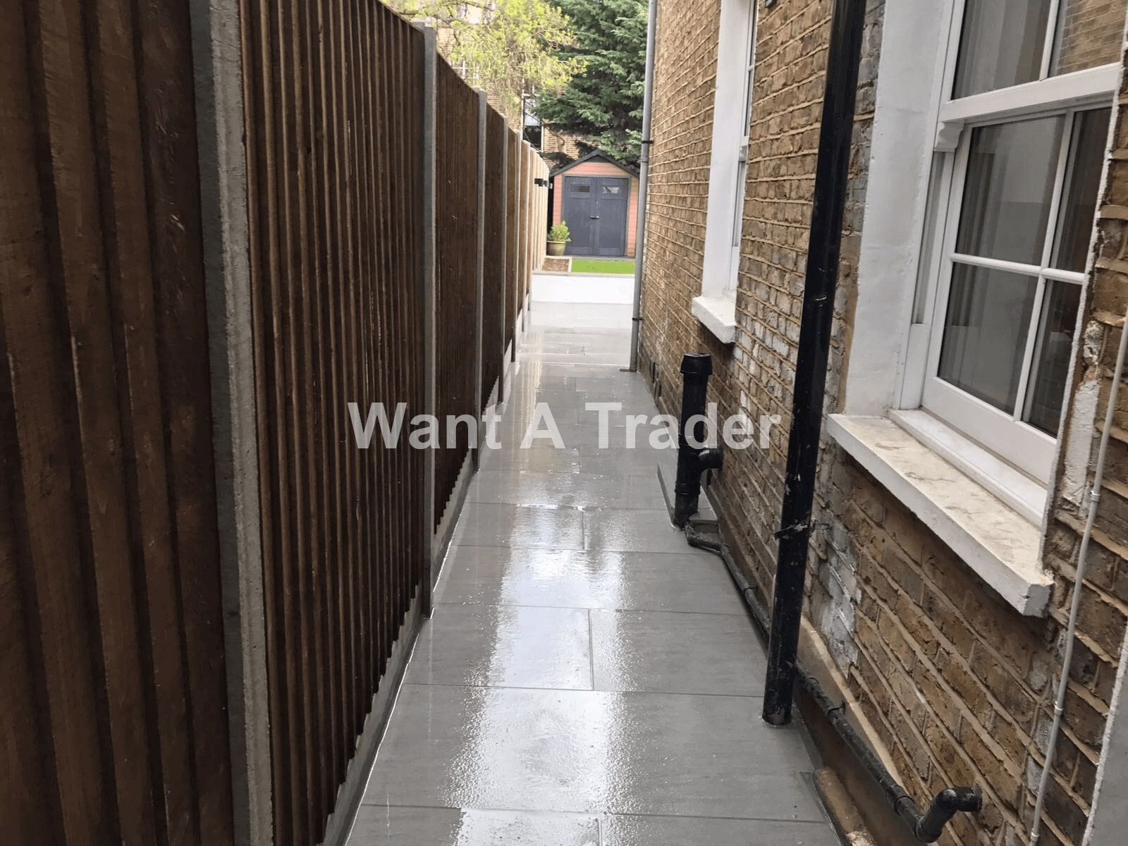 Garden Path and Pathway Design and Installation Company Hayes UB3