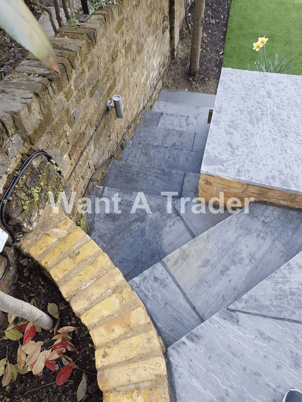 Garden Step Design and Installation Company Hayes UB3