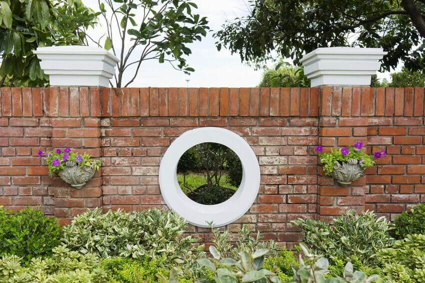 Garden Brick Wall Builders Hayes UB3